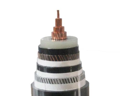 细钢丝铠装电力电缆YJLV32