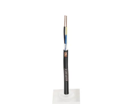 控制屏蔽电缆KVVP